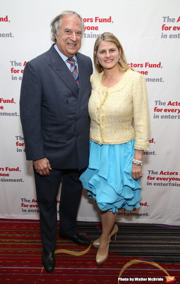 Photo Coverage: On the Red Carpet for The Actors Fund Gala, Honoring Sally Field, Danny DeVito, Harold Prince & Jo Ann Jenkins