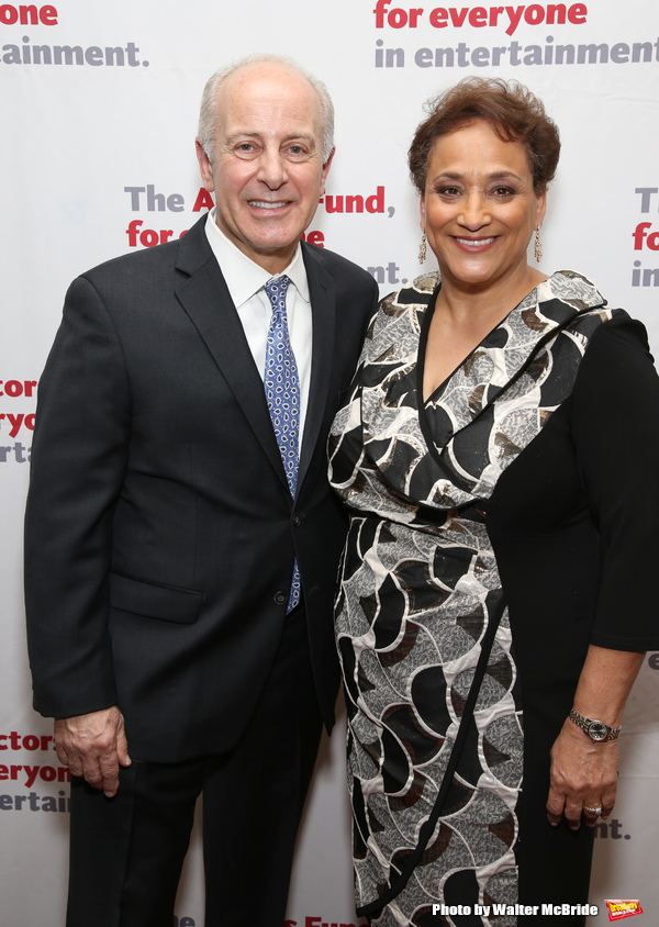Joseph Benincasa and Jo Ann Jenkins Photo