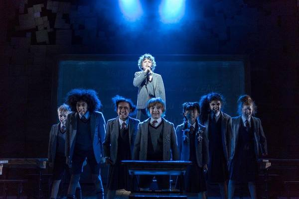 Photo Flash: Fresh Maggots! First Look at the New Cast of MATILDA
