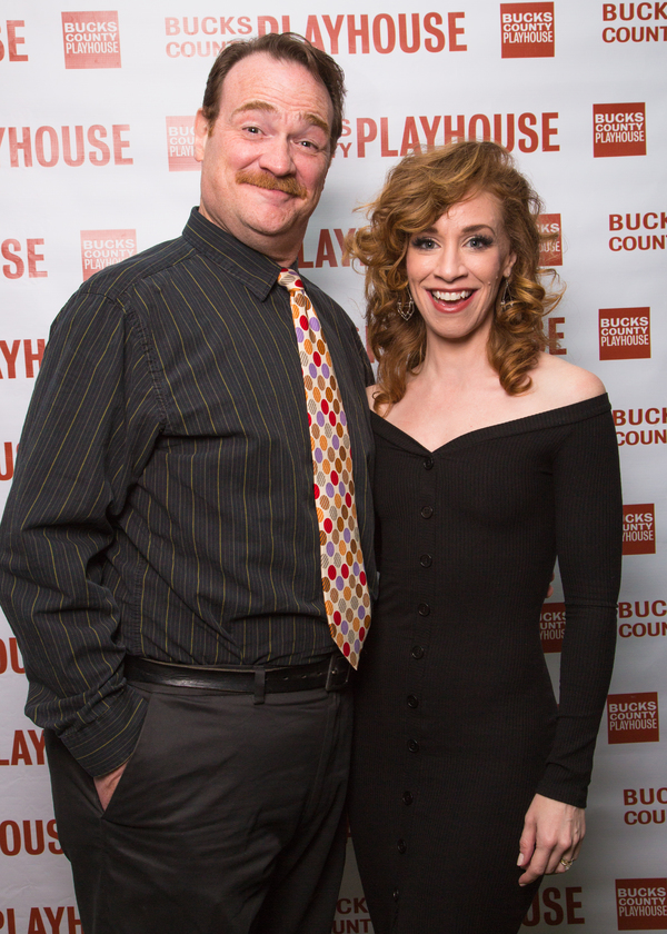 Photo Flash: Sally Struthers, Erin Dilly and More Party on Opening Night of CLUE: ONSTAGE at Bucks County Playhouse