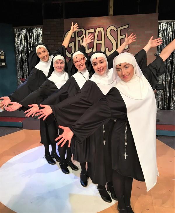Photo Flash: City Theatre Austin presents NUNSENSE