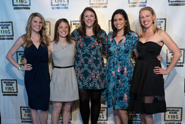 Erin Glass, Katy Finn, Hadley Cronk, Jessica Diaz, Andrea Kehler