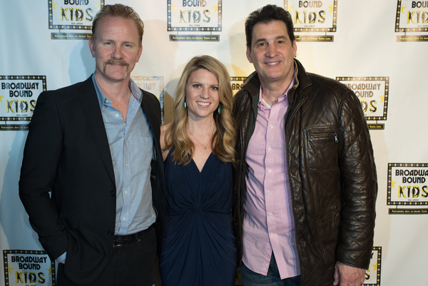 Morgan Spurlock, Erin Glass, Robert Funaro