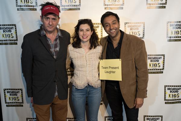 Reg Rogers, Tedra Millan, Bhavesh Patel Photo