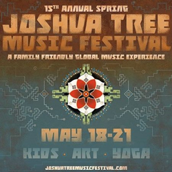 California's 15th Annual Joshua Tree Music Festival Hosts Its Spring Edition