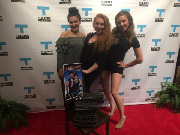 Photo Flash: CABARET Celebrates Opening Night at Theatre at the Center