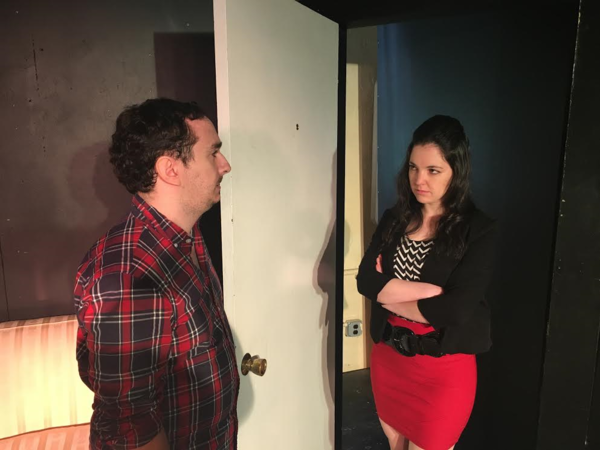 Photo Flash: First Look at Arena Players' FAT PIG by Neil LaBute