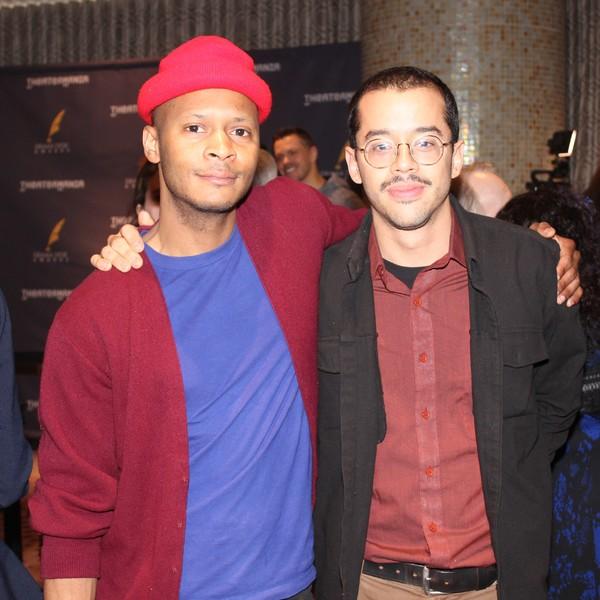 Sean Smith and Daniel Ocanto