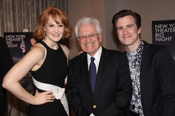 Photo Coverage: 2017 Drama Desk Nominees Pose for Candids at Reception