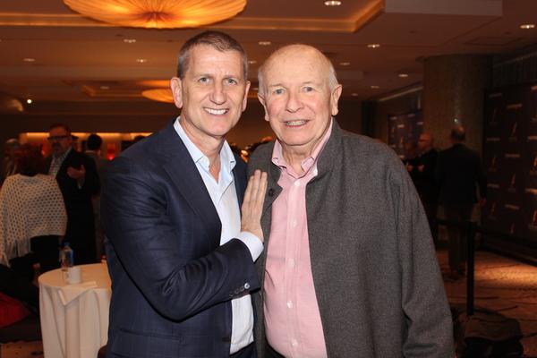 Tom Kirdahy and Terrence McNally