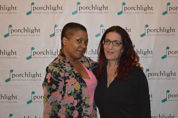 Photo Flash: Opening Night of Porchlight's Revisited ON A CLEAR DAY YOU CAN SEE FOREVER