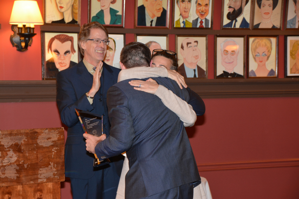 Dick Scanlan, Mike Isaacson and Jeanine Tesori
