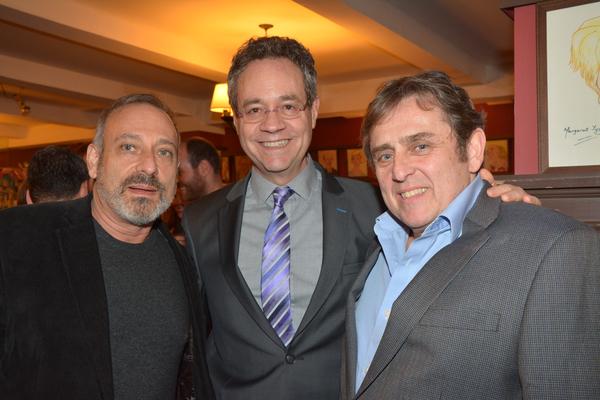 David LeShay, Mark Sendroff and Michael McCormick