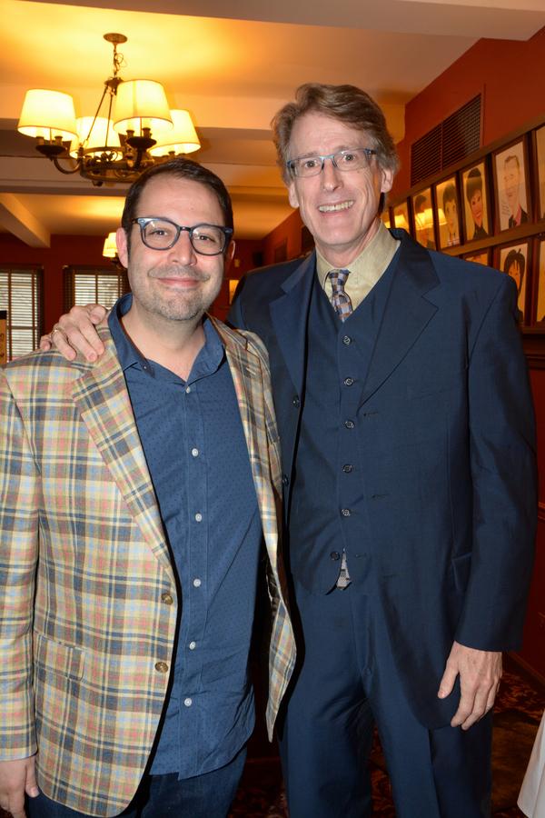 Steve Rosen and Dick Scanlan