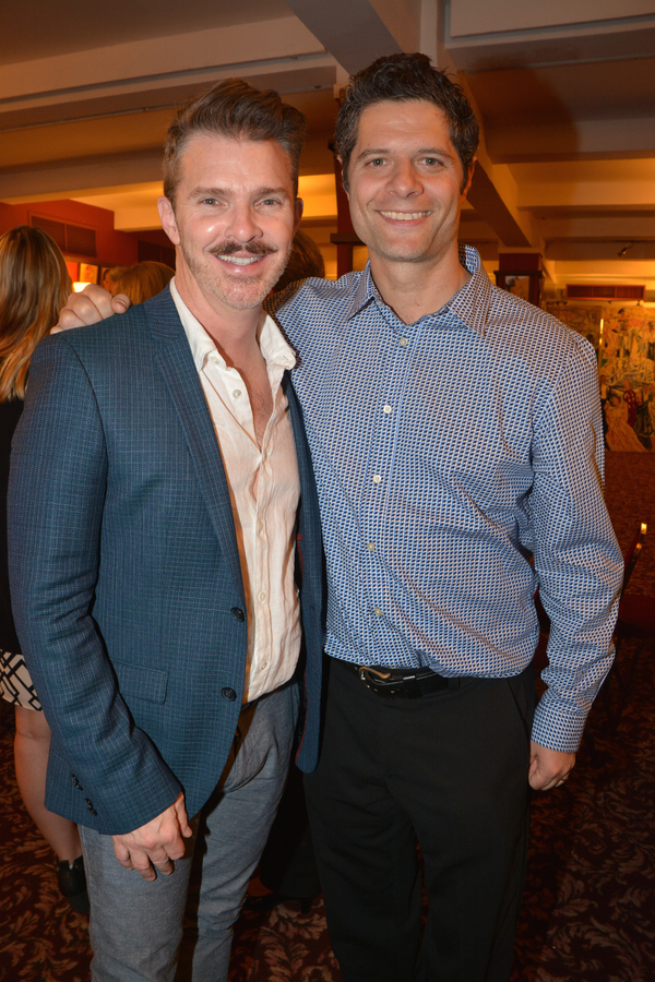 Photo Coverage: Producer Mike Isaacson Awarded Commercial Theatre Institute's Robert Whitehead Award
