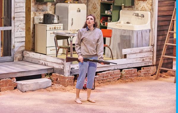 Photo Flash:  SPLIT IN THREE Brings Story of Historical Heart and Humanity to Aurora Theatre