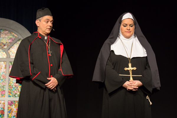 Photo Coverage: First look at Imagine Productions' SISTER ACT