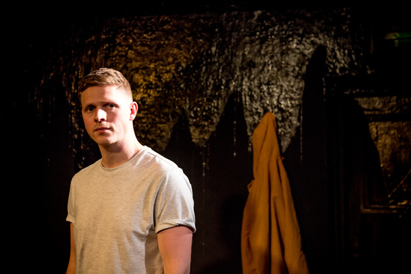 Photo Flash: First Look at World Premiere of DYL at Old Red Lion