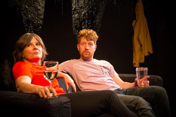 Joyce Greeaway and Laurie Jamieson Photo