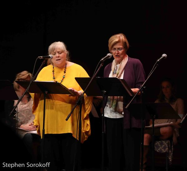 Photo Coverage: Karen Mason & Heather MacRae Take Part in THE BELLE OF TOMBSTONE Reading