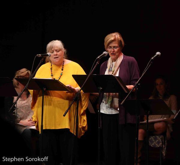 Heather MacRae & Karen Mason Photo