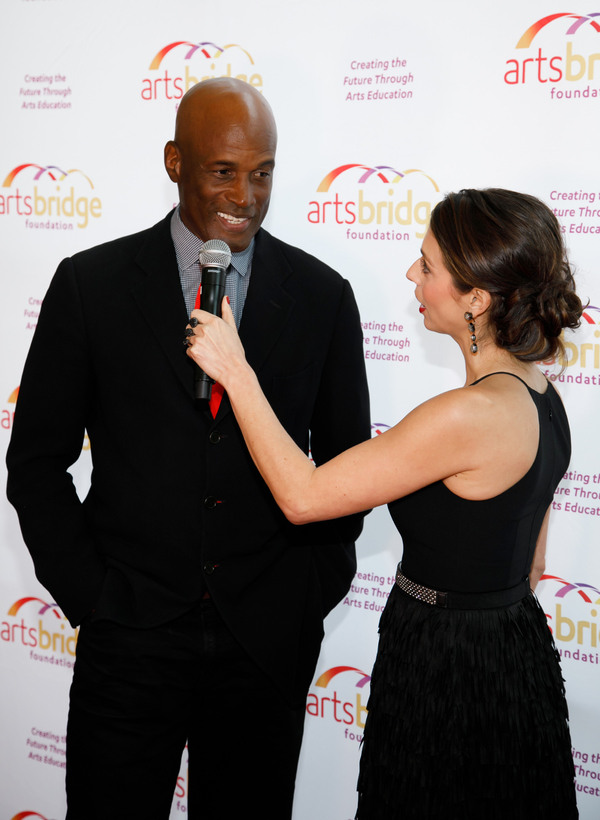 Kenny Leon and Beth Keener