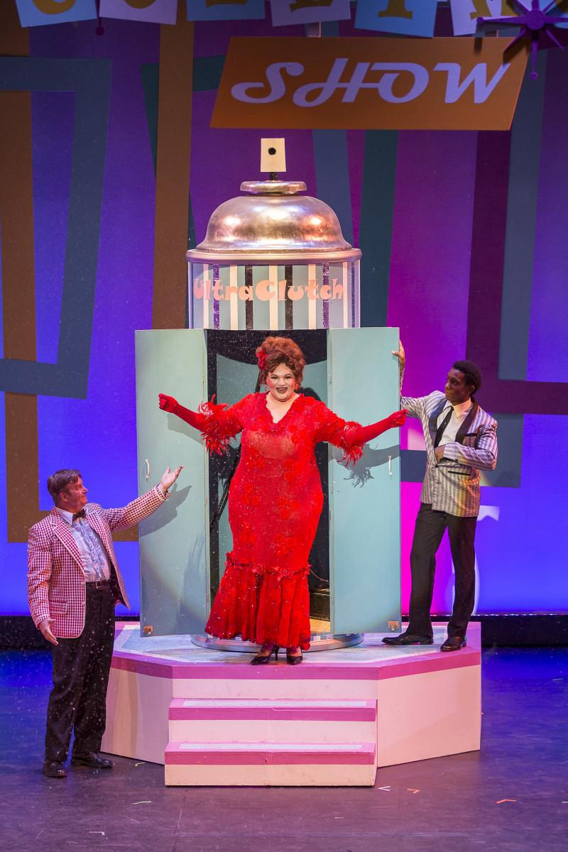 BWW Review: You Can't Stop the Beat at Golden West College's HAIRSPRAY