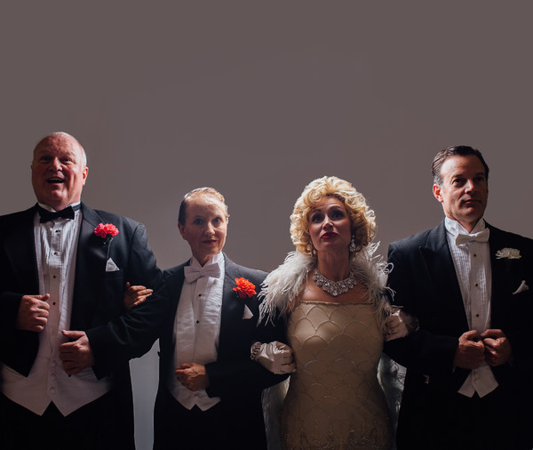 Photo Flash: Meet the Cast of VICTOR/VICTORIA at Revival Theatre Company