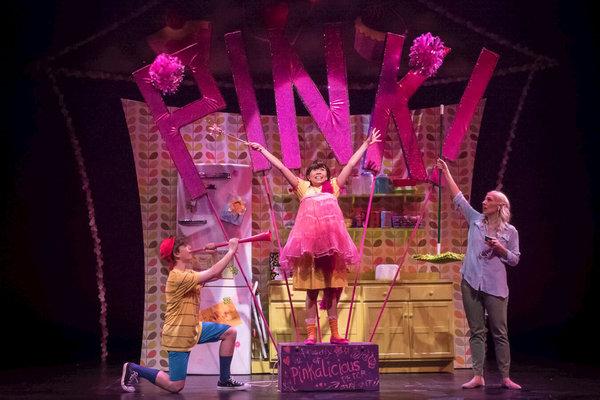 Photo Flash: Oregon Children's Theatre presents PINKALICIOUS: THE MUSICAL
