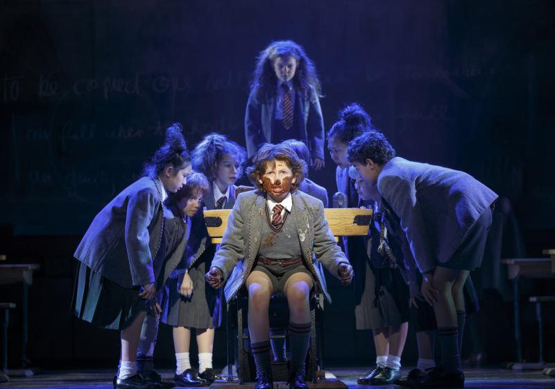 BWW Review: An Evening with Revolting Children at MATILDA