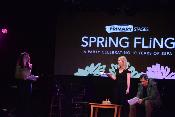 Photo Coverage: Primary Stages Honors Tony Winner Jeanine Tesori at the SPRING FLING Award Ceremony