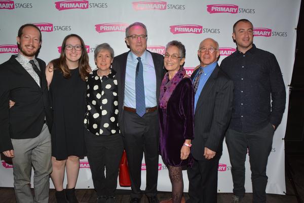 The Family and Anne Einhorn and Marvin Einhorn