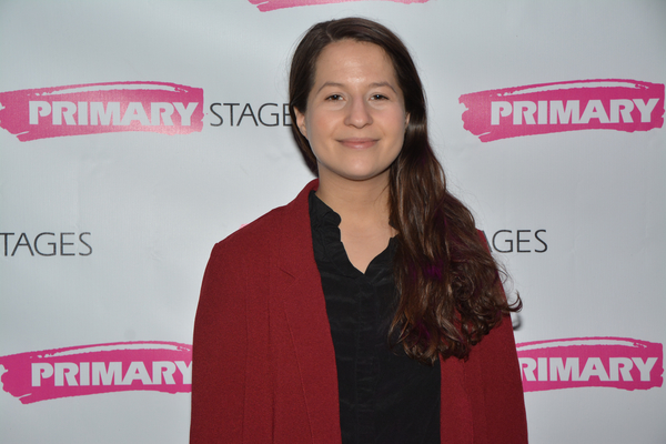 Photo Coverage: Red Carpet Arrivals at Primary Stages SPRING FLING Ceremony