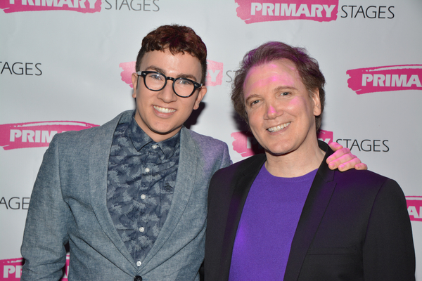 Ryan Raftery and Charles Busch Photo