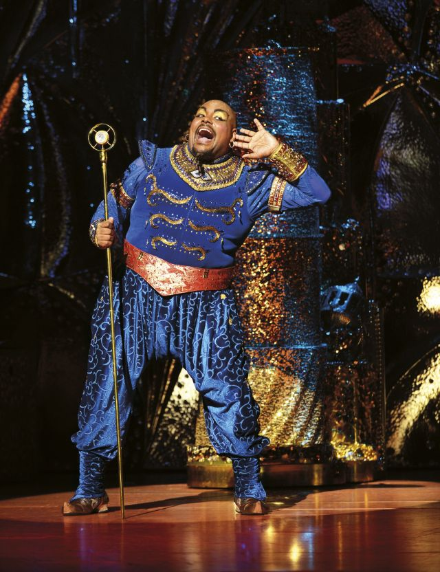BWW Interview: Matthew Croke On Becoming The New West End Aladdin