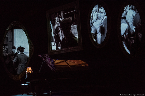 Photo Flash: THE PIANIST OF WILLESDEN LANE Returns to Portland Center Stage