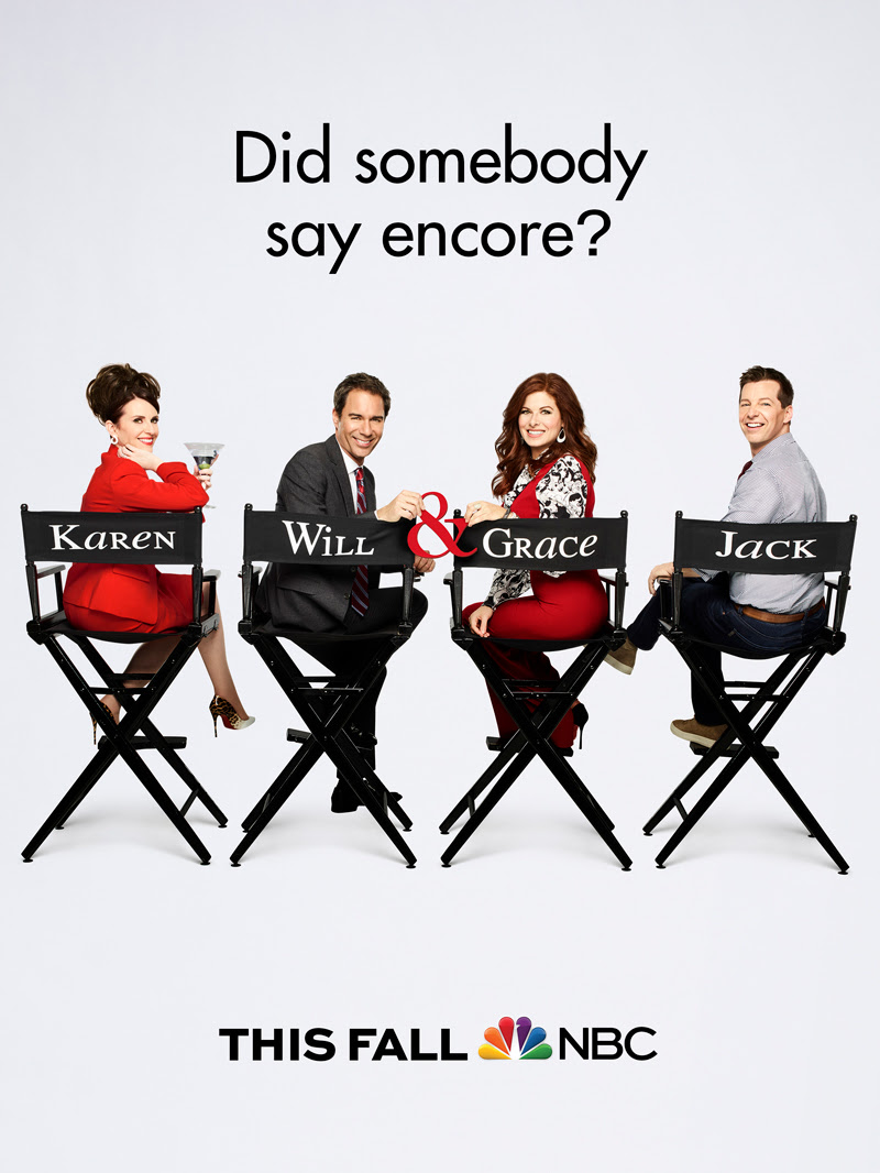 Musical Episode Teased for NBC's WILL & GRACE Revival!