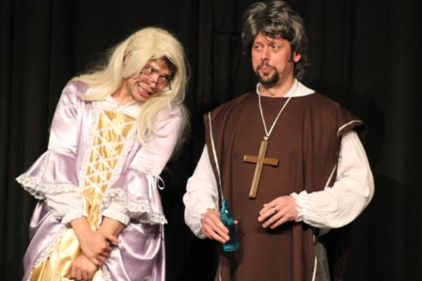 Nicholas Garelick and Bryan Maynard