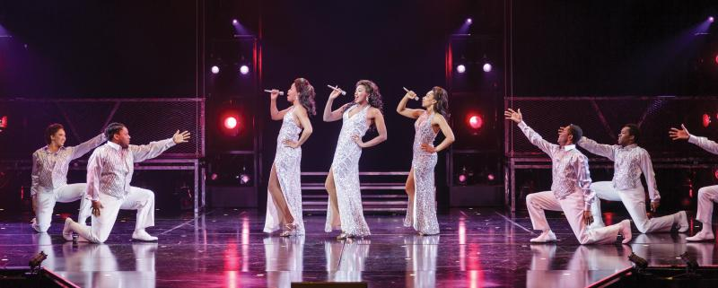 BWW Review: Village Has Your DREAMGIRLS, Boys.  And They'll Make You Happy!