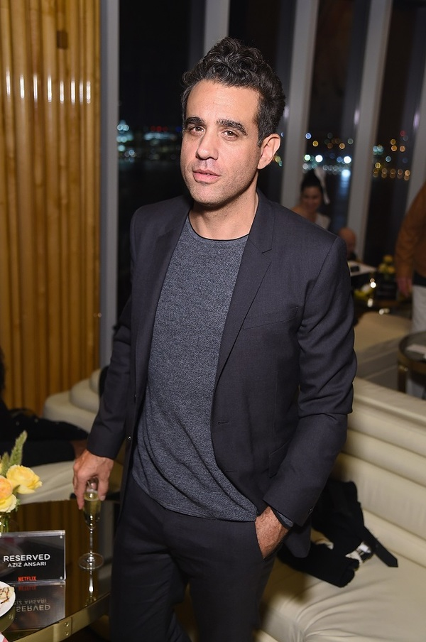 NEW YORK, NY - MAY 11: Actor Bobby Cannavale attends the Netflix Master Of None S2, Premiere NY Screening 2017 on May 11, 2017 in New York City.  (Photo by Michael Loccisano/Getty Images for Netflix) *** Local Caption *** Bobby Cannavale