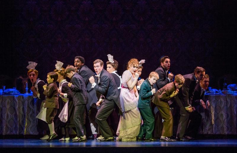BWW Interview: Christine Dwyer of FINDING NEVERLAND at Fox Theatre Atlanta