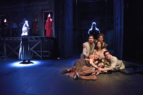 Photos: First Look at Lope de Vega's LIKE SHEEP TO WATER, OR FUENTE OVEJUNA at Trinity Rep