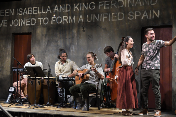 Photo Flash: First Look at Lope de Vega's LIKE SHEEP TO WATER, OR FUENTE OVEJUNA at Trinity Rep