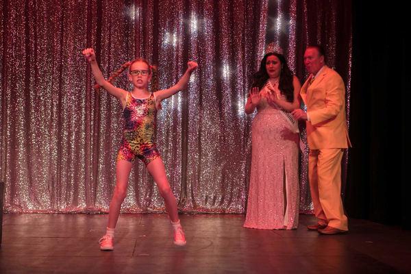 Sophie Kaegi, Jennifer Ledesma and David Besky Photo
