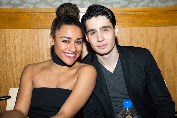 Photo Coverage: A BRONX TALE Celebrates Cast Recording Release with CD Signing