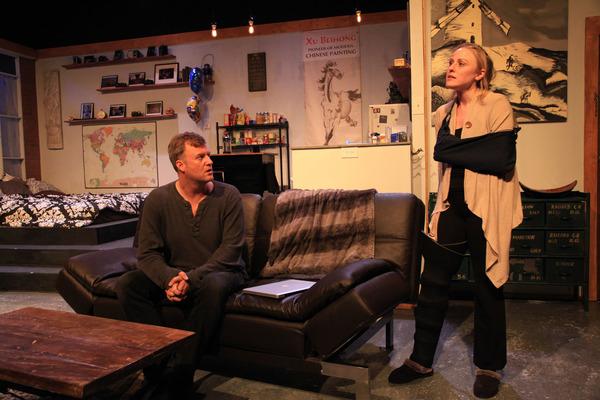 Robert Tobin and Sara Pavlak McGuire Photo