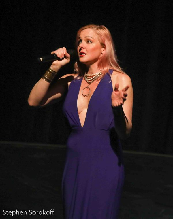 Photo Coverage: Storm Large & Le Bonheur Bring Songs of Seduction & Obsession to The Schimmel Center