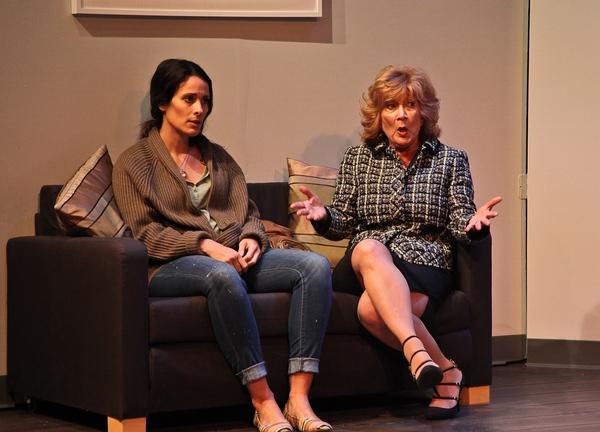 Verity Branco and Judith Scarpone