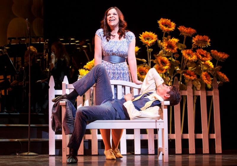 BWW Review: Encores! Serves Up Delicious Mounting of Cult Favorite THE GOLDEN APPLE
