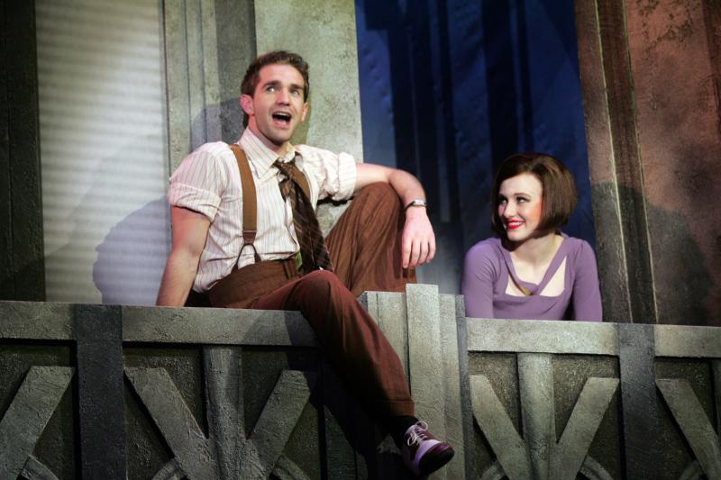 BWW Review: THOROUGHLY MODERN MILLIE at Goodspeed Opera House
